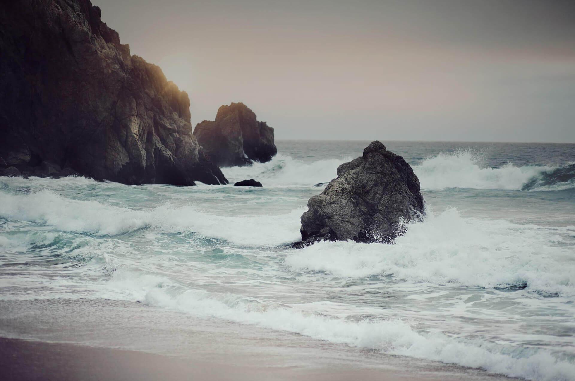 agence kayak communication web lille nord plage rocher mer