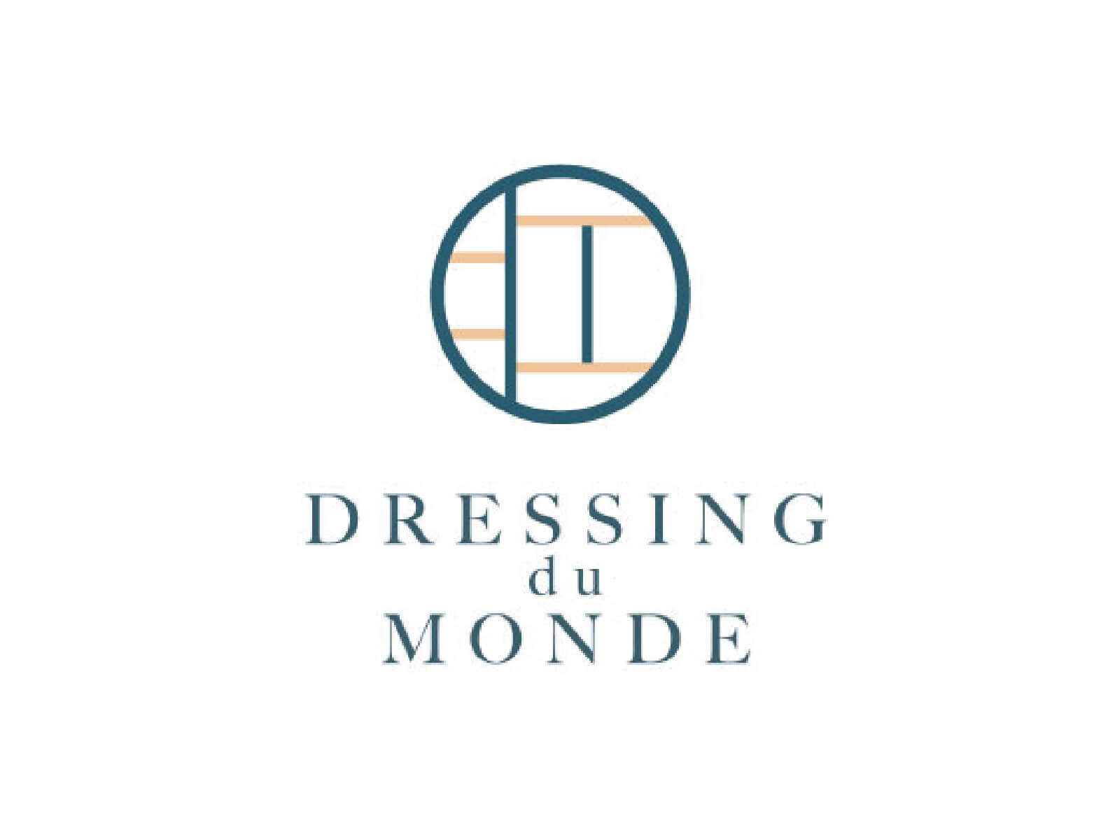 agence kayak communication web lille nord dressing du monde logo