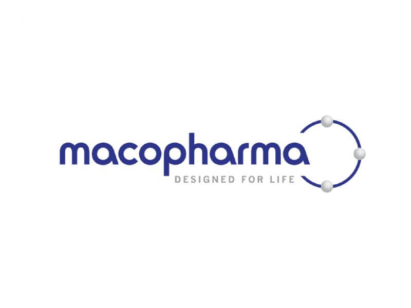 agence kayak communication web lille nord macopharma logo